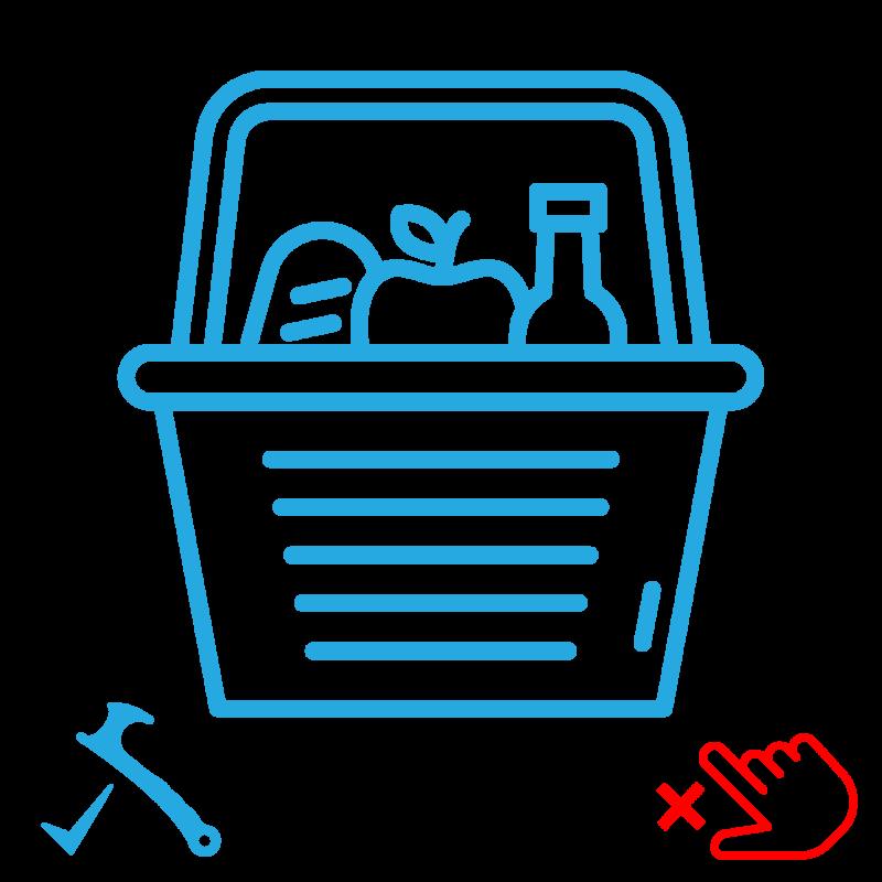 cart shop corohook